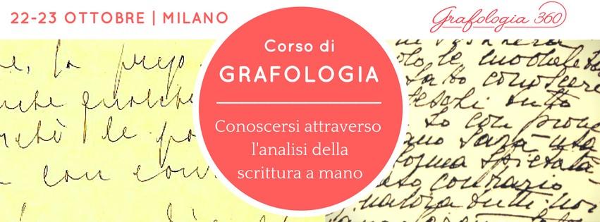 Corso grafologia milano_immagine