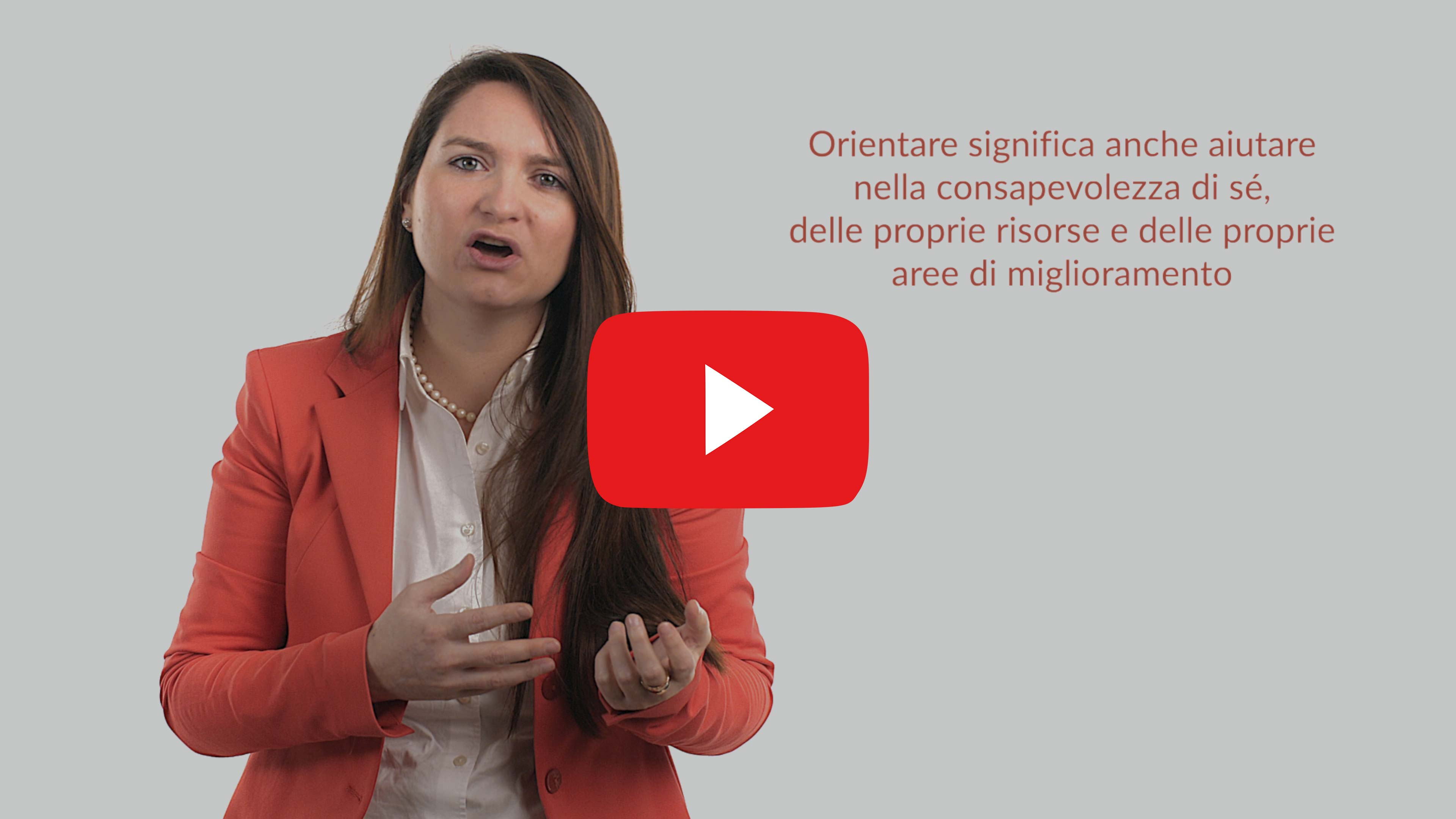 Grafologia per l'orientamento, video Youtube Grafologia360