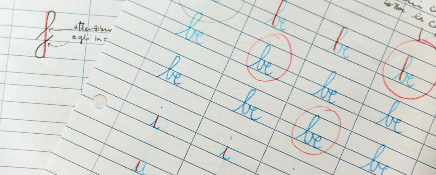 Grafologia 360 offre aiuto nel corsivo come educatore del gesto grafico a Padova
