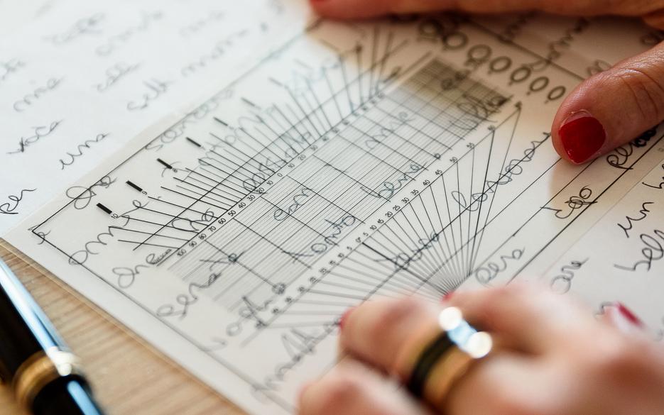 Grafologia 360 esegue perizia grafologica calligrafica su testamento olografo