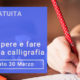 Scrittura infantile, calligrafia, evento a Padova di Grafologia 360