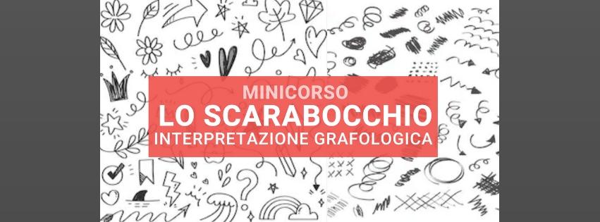 Interpretazione scarabocchio nel mini corso di grafologia di Grafologia360